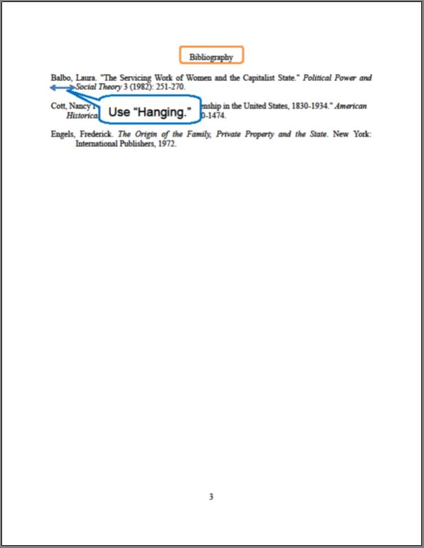 Cms paper format